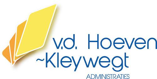 v.d. Hoeven ~Kleywegt logo